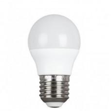 LED  3W 230V E27  3000K GÖMB FORMA