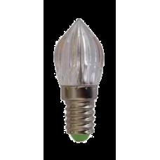 LED 12-24V 1,5W AC/DC T26 2400K E14