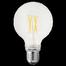 LED 6.5W 230V E27 G80 2700K