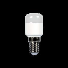 LED 1,6W 100-240V E14 T25 JELZŐ TUNGSRAM/GE 2700K MELEG FEHÉR